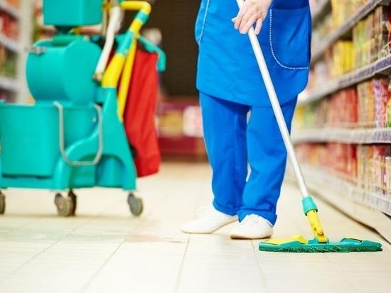 Германия: Как оплачивается работа уборщика