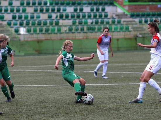 ФК «Томь» выиграл у барнаульского «Алтая» со счетом 5:1