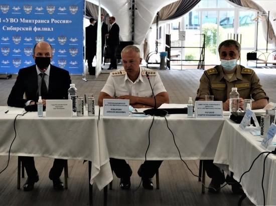 Безопасность транспортных объектов обсудили в Горно-Алтайске