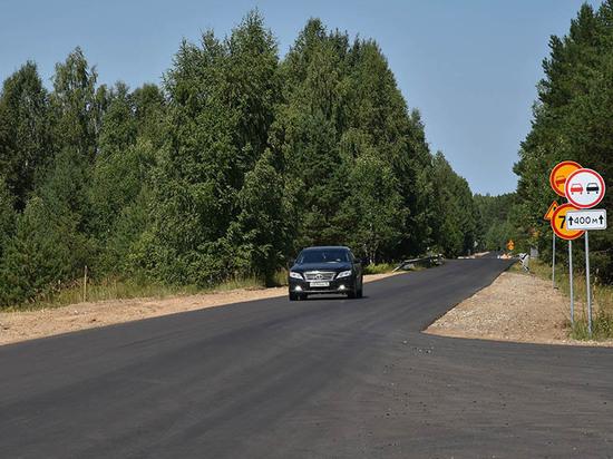 Ремонт дороги Марьино-Юрино завершат в Марий Эл в 2022 году