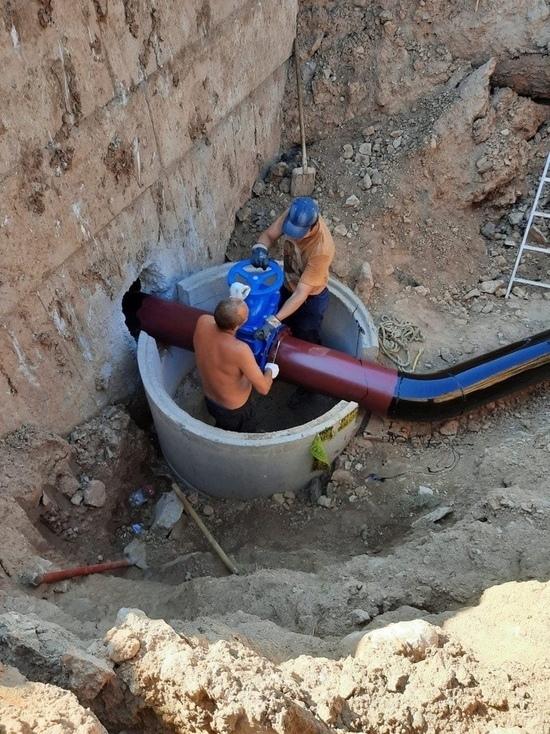 Горводоканал о восстановлении водоснабжения: Мы делали и делаем все возможное