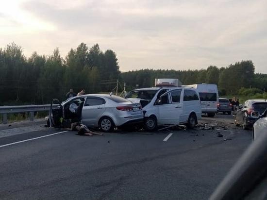 Три человека погибли в автоаварии на Казанском тракте в Марий Эл