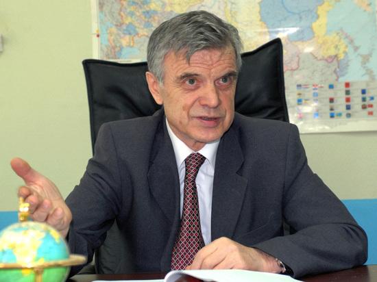 Последний председатель Верховного Совета РФ предлагает ввести налог на недра