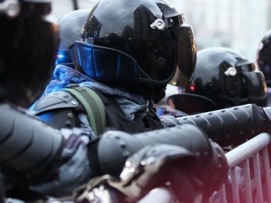 Москвичка заявила об избиении в автозаке за то, что сняла задержание ребенка