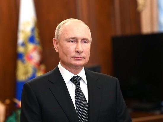 От статьи Путина потянуло леденящим ветром