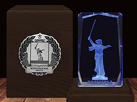 В Волгограде закупают светящиеся 3D-скульптуры «Родины-матери»