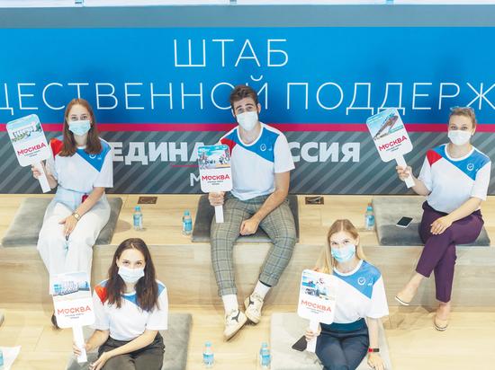 Собянин дал старт избирательной кампании «Единой России» в Москве