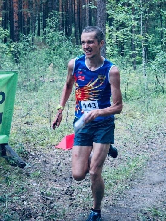 Ориентировщик из Карелии Денис Гришман привёз бронзу с Чемпионата России