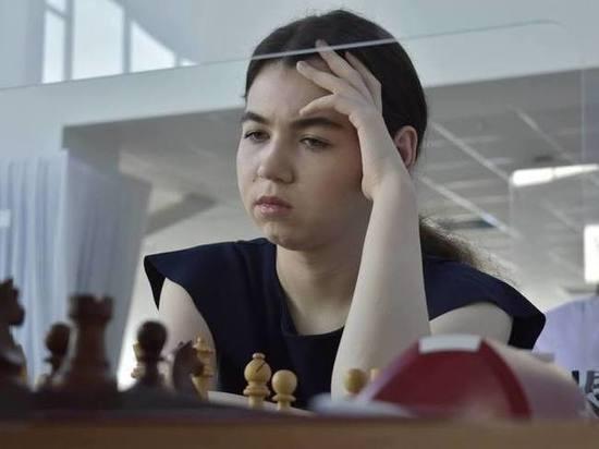 Ямальская шахматистка Горячкина выиграла первую партию 1/16 Кубка мира