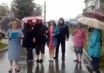 «Это биологический геноцид»: жители Новосибирска записали обращение к президенту из-за горящей свалки