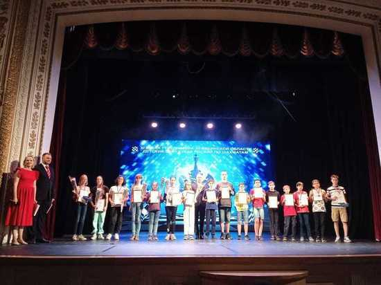 Алтайские шахматисты успешно выступили на этапе детского Кубка России