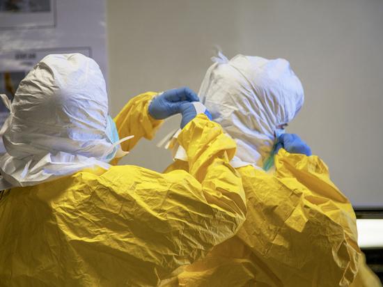 В Алтайском крае за сутки умерли 17 человек, зараженных коронавирусом