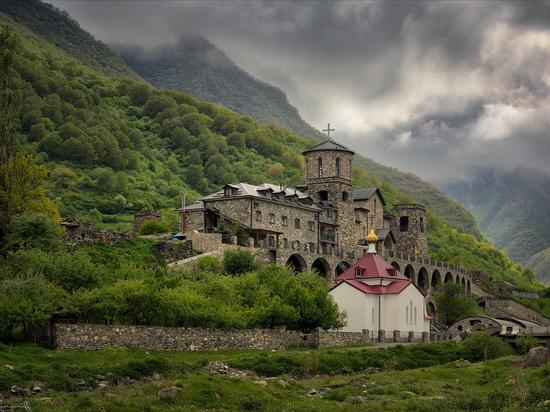 В Северной Осетии закроют древние склепы