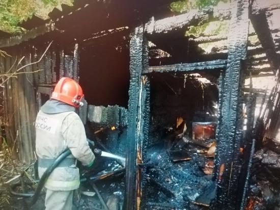 За минувшую неделю курские пожарно-спасательные подразделения выезжали по тревоге 174 раза
