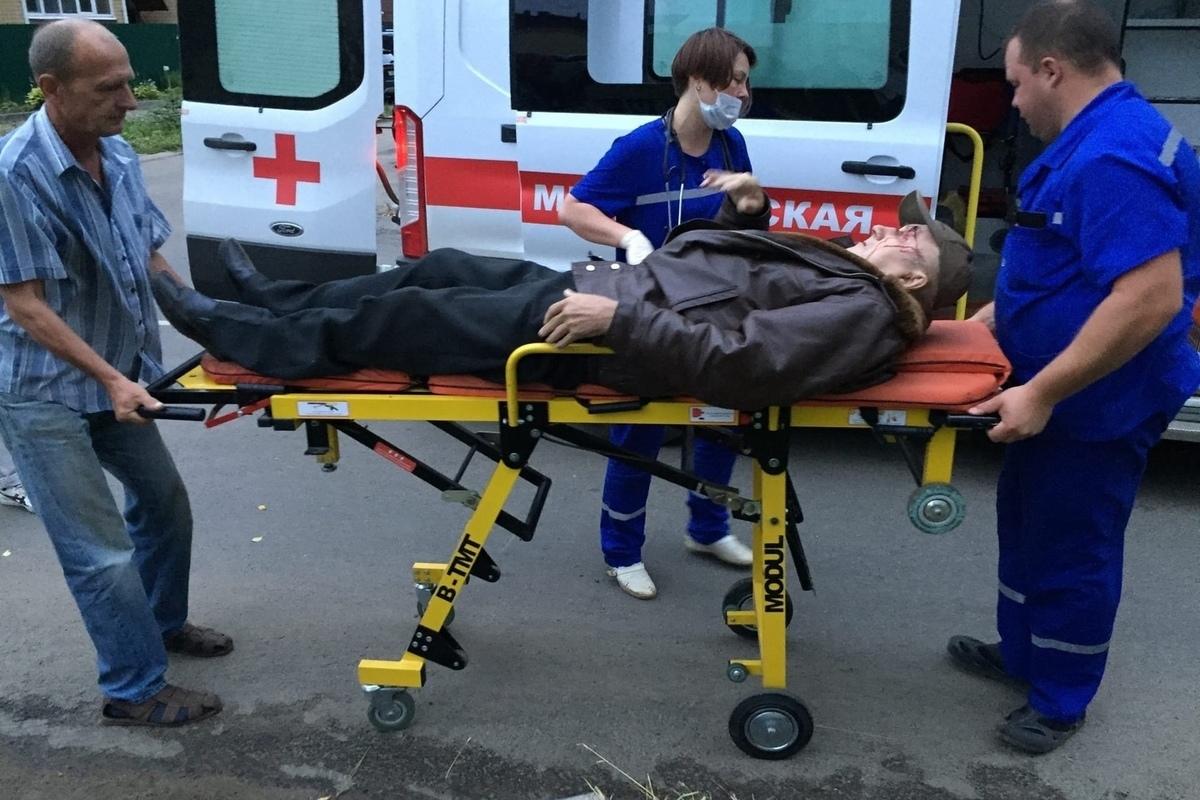 Костромич из отряда «Лиза Алерт» спас пожилого мужчину
