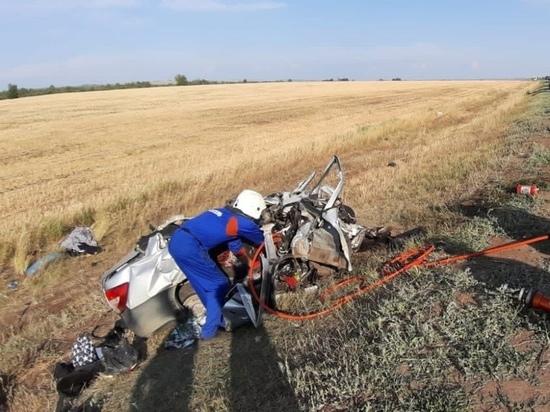 По факту смертельной аварии под Новосергиевкой прокуратура проводит проверку