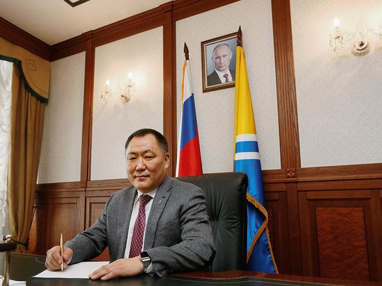 Парламент Тувы: служение народу Шолбана Кара-оола заслуживает высочайшей оценки