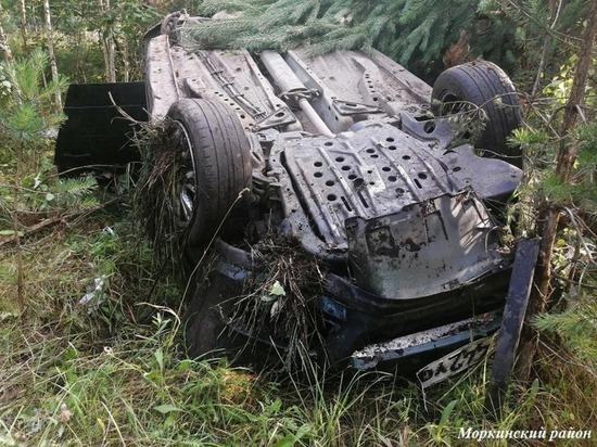 Из-за нетрезвого мопедиста на дороге Марий Эл пострадала девушка-водитель