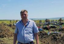 В Невинномысске показали, как разрослось кладбище в пандемию