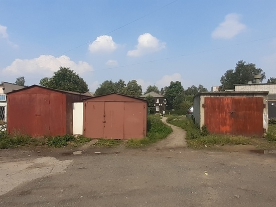 Мэрия Петрозаводска продолжает поиски гаражей, которые надо снести
