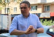 Горголова Калуги  вместо заседания в кабинете вышел на улицы