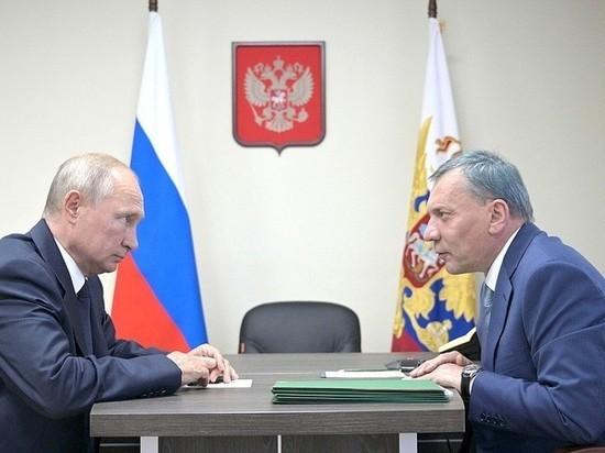 Мишустин назначил куратора в УрФО