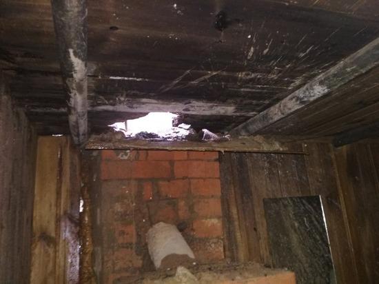 На прошлой неделе в Марий Эл сгорело шесть строений