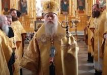 Наместник Соловецкого монастыря епископ Порфирий (Шутов) в ходе проповеди объявил себя антипрививочником