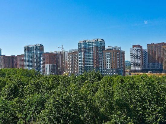 Качество, подтвержденное годами: каждая пятая семья в Москве живет в доме, построенном «Первым ДСК»