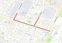 Улицу Яна Фабрициуса капитально отремонтируют в Пскове до конца 2023 года