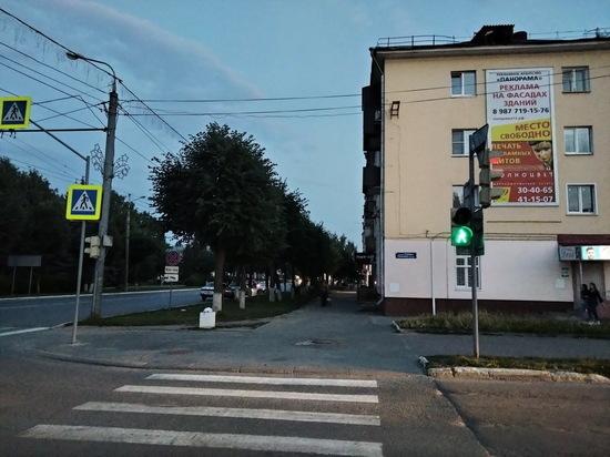 На двух перекрестках Йошкар-Олы появятся новые светофоры