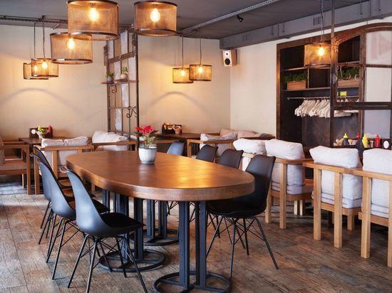 В Петербурге появится кафе, где работают бездомные
