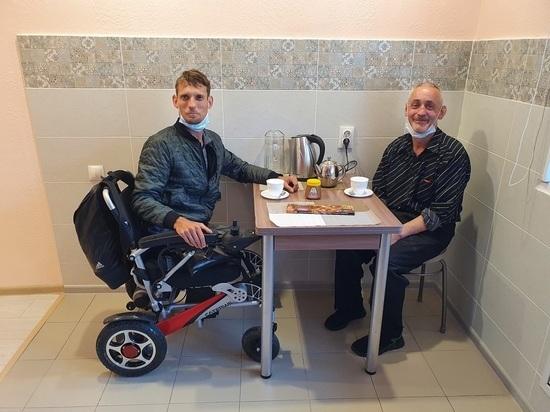 Первая квартира для инвалидов появилась на Колыме