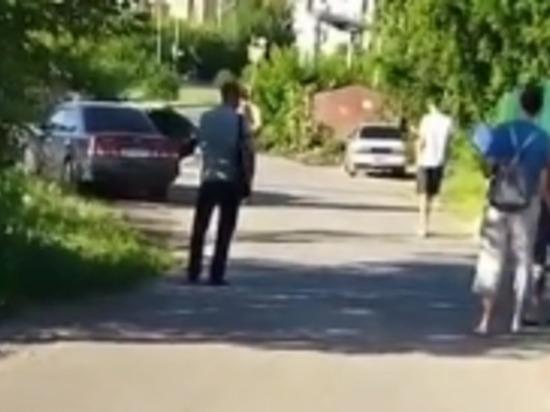 Труп 45-летнего мужчины обнаружен в автомобиле в Красноярске
