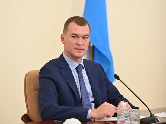 Глава Хабаровского края дал интервью обозревателю «Комсомольской правды» Александру Гамову