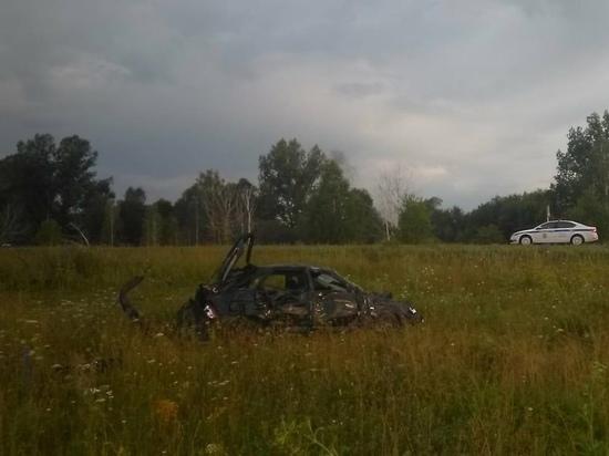 Три человека погибли во время ДТП в Красноярском крае