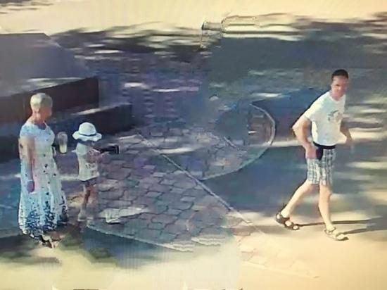 Полиция Абакана разыскивает похитителей детского планшета из парка