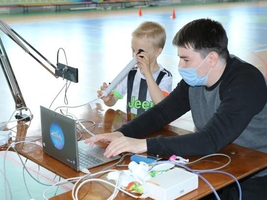 В какую секцию отдать ребенка: спецтехника тестирует детей на предрасположенность к спорту в Красноселькупе