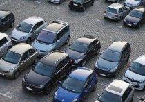 Парковаться на набережной Енисея в центре Красноярска теперь можно только за деньги