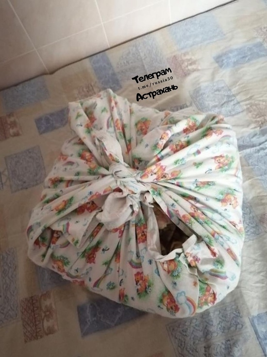 В Астраханской больнице уже не хватает постельного белья