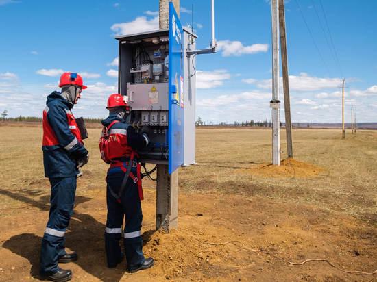 Три детских сада и 14 ФАПов присоединили к электросетям в Забайкалье