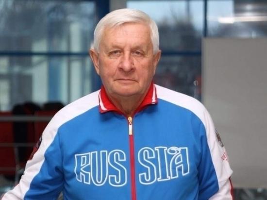 Скончался заслуженный тренер РФ по плаванию Владимир Захаров
