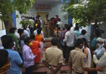 Исследования показывают, что в Индии на фоне разгула коронавируса произошло больше четырех миллионов избыточных смертельных случаев