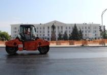 В Пскове изменится схема движения автобусов в связи с ремонтом площади Ленина