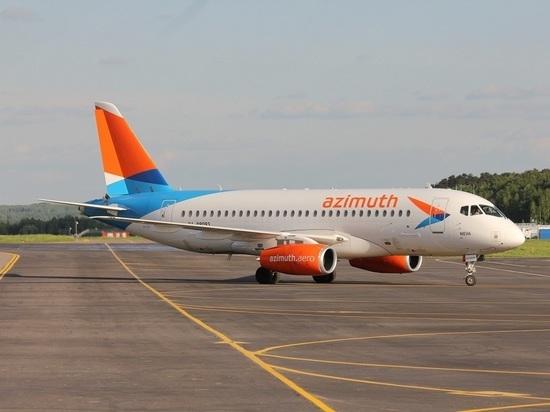 Полеты из Калуги в Симферополь станут круглогодичными