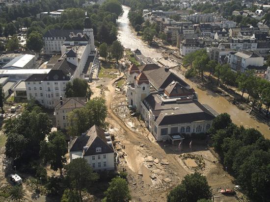 Европе напророчили катастрофические изменения в климате