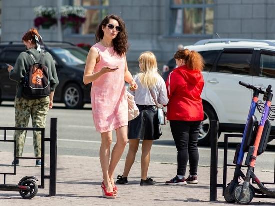 МЧС предупредило об изнуряющей жаре +30 и выше в Новосибирске
