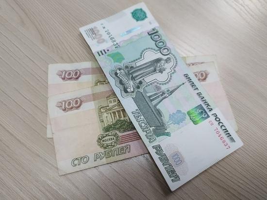 Менее 1% жителей Омской области зарабатывают больше 400 000 рублей