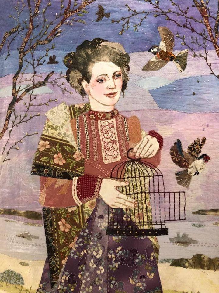 В Москве представят шедевры лоскутного шитья