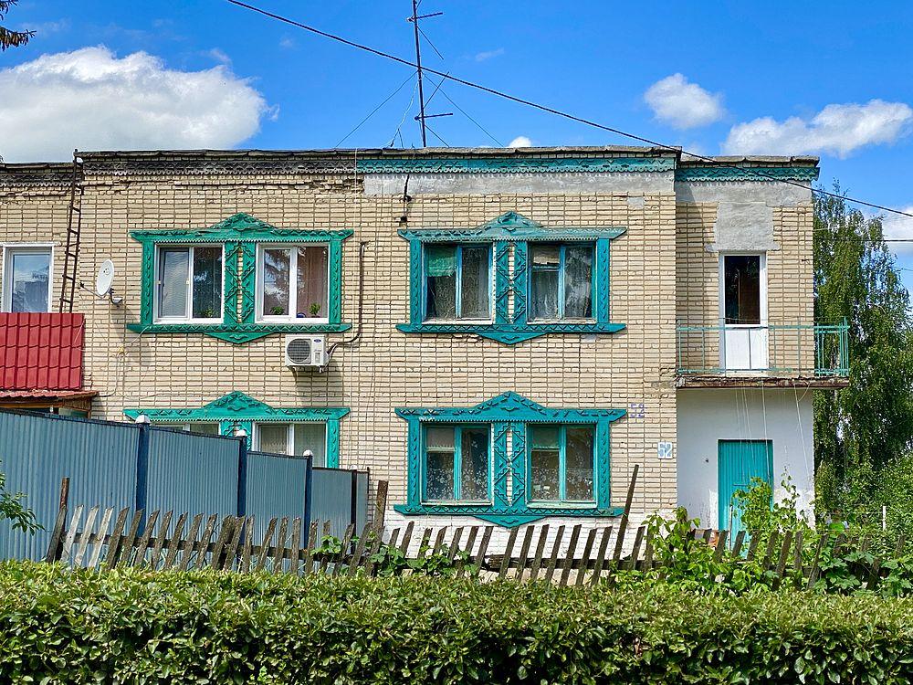 Как живут поселки Тульской области: Карамышево